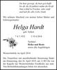 Helga Hardt