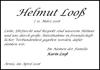 Helmut Looß