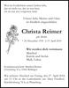 Christa Reimer