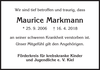 Maurice Markmann