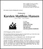 Karsten Matthias Hansen