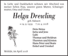 Helga Drewling