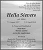 Hella Sievers