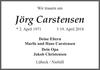 Jörg Carstensen