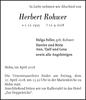 Herbert Rohwer