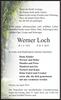 Werner Loch