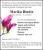 Marika Binder