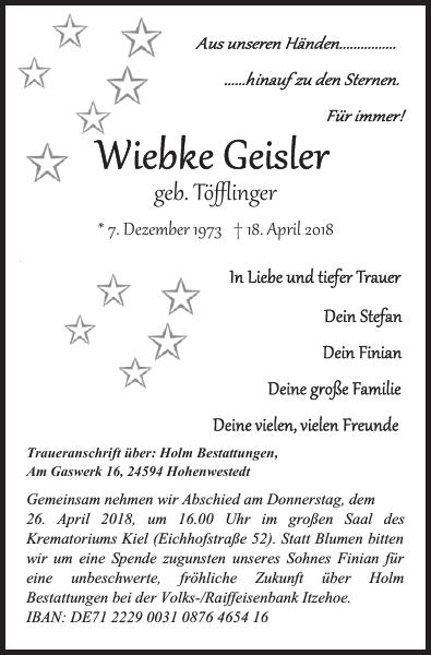 Wiebke Geisler
