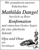 Mathilda Dangel