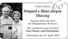 Irmgard Hans-Jürgen Thiesing