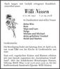 Willi Nissen