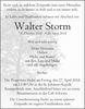 Walter Storm