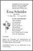 Erna Schröder
