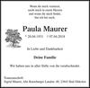 Paula Maurer