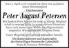 Peter August Petersen