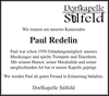 Paul Redelin
