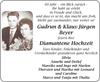 Gudrun Klaus-Jürgen Beyer Diamantene