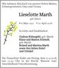 Lieselotte Marth