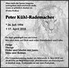 Peter Kühl-Rademacher