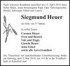 Siegmund Heuer