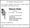 Marie Ihde