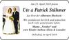 Ute Patrick Stühmer
