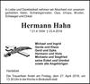 Hermann Hahn