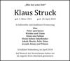 Klaus Struck