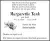 Margarethe Tank
