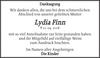 Lydia Finn