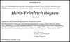 Hans-Friedrich Boysen