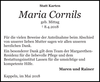 Maria Cornils