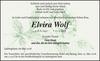 Elvira Wolf