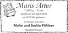 Maris Artur