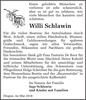 Willi Schlawin