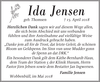Ida Jensen