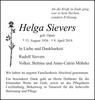 Helga Sievers