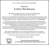 Lothar Hachmann