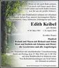 Edith Keibel