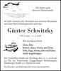 Günter Schwitzky
