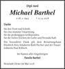 Michael Barthel