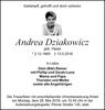 Andrea Dziakowicz