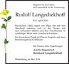 Rudolf Langediekhoff