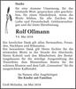 Rolf Ollmann