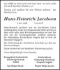 Hans-Heinrich Jacobsen