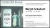 Birgit Schubert