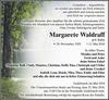 Margarete Waldraff