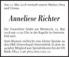 Anneliese Richter