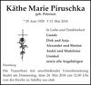 Käthe Marie Piruschka