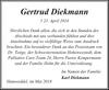 Gertrud Diekmann
